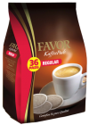 Coffee pads (pods) Favor Regular 36 pads