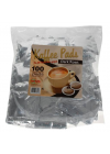 Coffee pads (pods) Eurokoffie Dark roast 100 pads