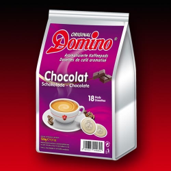 Domino Chocolate 18 Pads